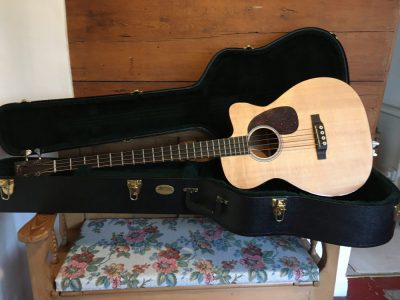 Martin American made BCPA4 Acoustic bass