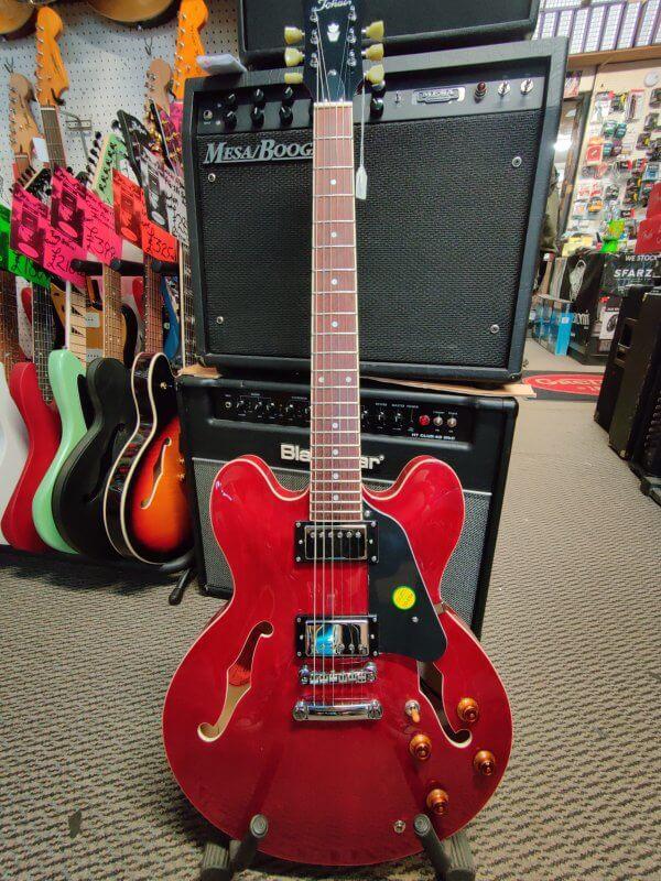 Tokai UES78 Semi-Acoustic Red