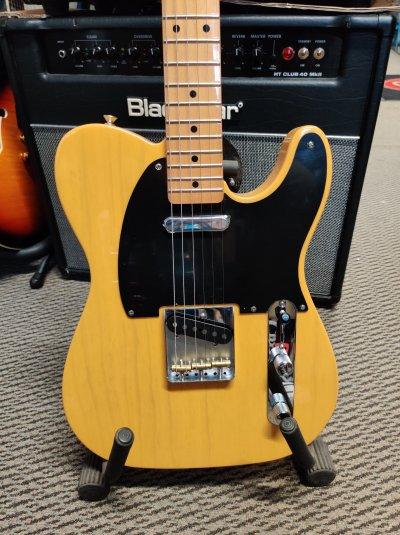 Fender Vintera 50's Telecaster - Butterscotch