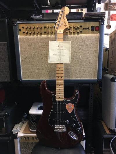 Fender American Walnut Special Strat