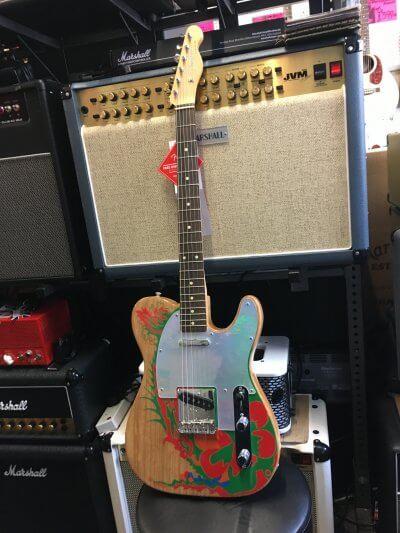 Fender Ltd Ed Jimmy Page Tele