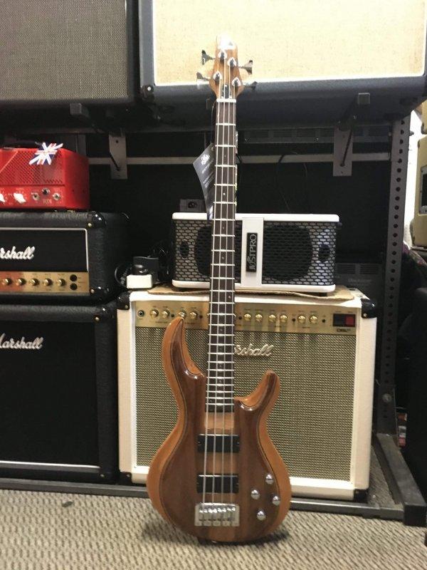 Aria IGB-50 Active Bass