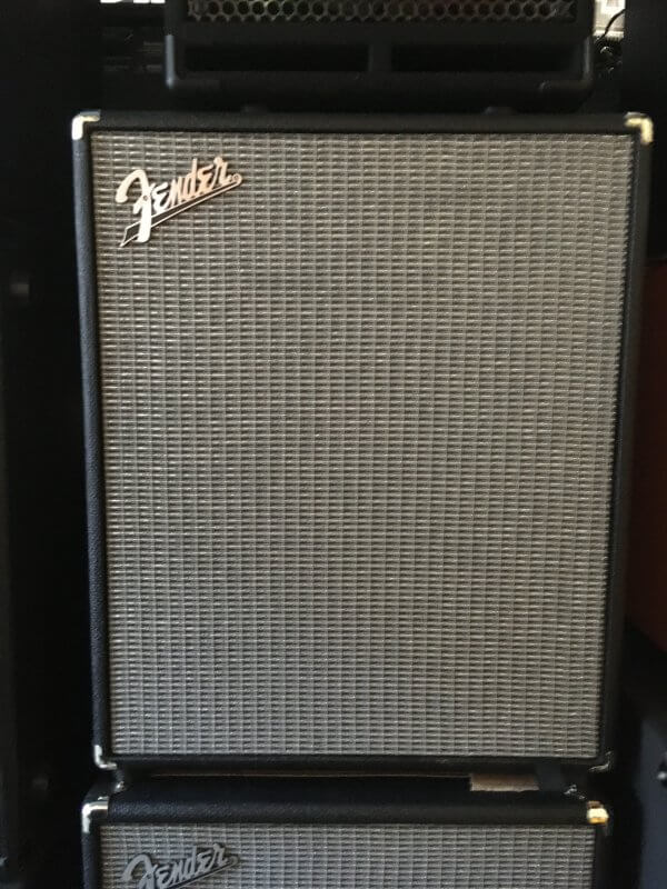 "Fender Rumble 200 1x15"" Bass Combo"