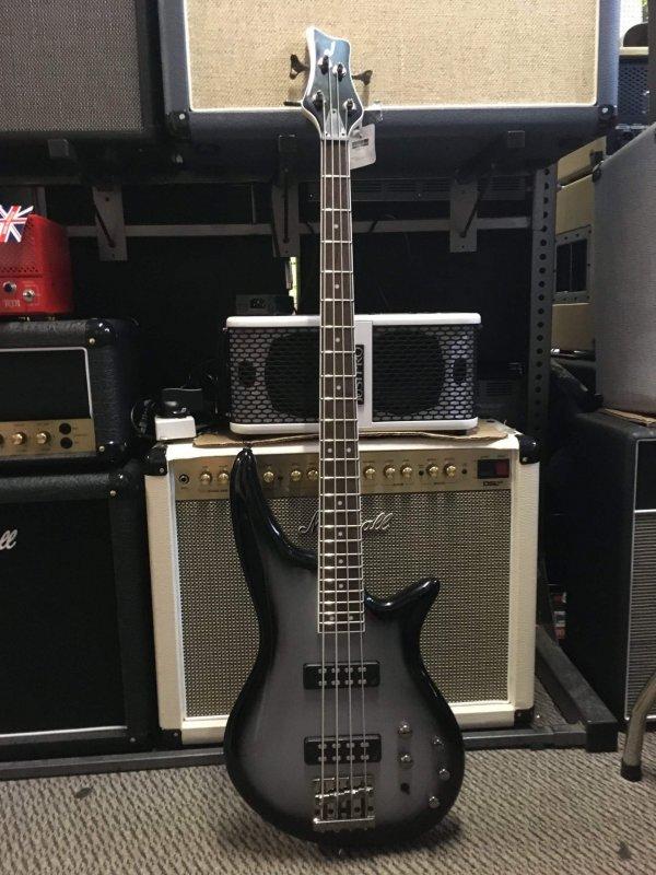 Jackson JS3 Spectra 4-string Bass