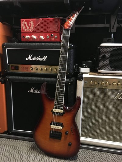 Pre-Owned Jackson Pro HT
