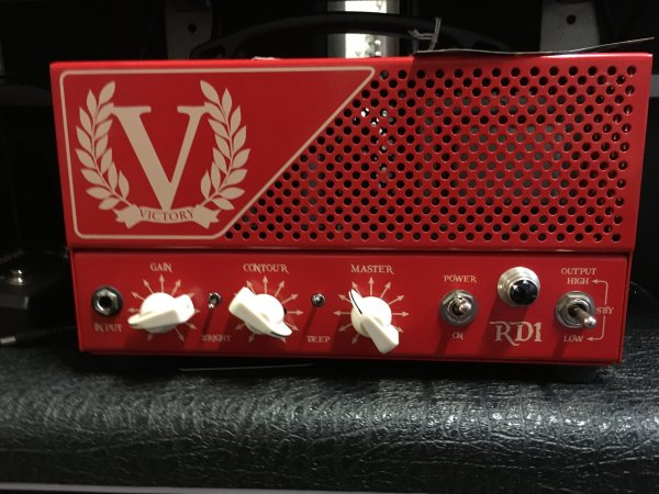 Victory RD-1 Amp