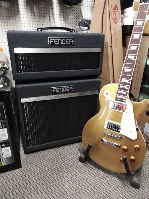 Pre-owned Fender Bassbreaker Stack